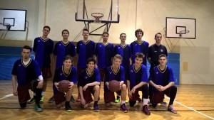 Zespół juniorów  - sezon 2015/2016