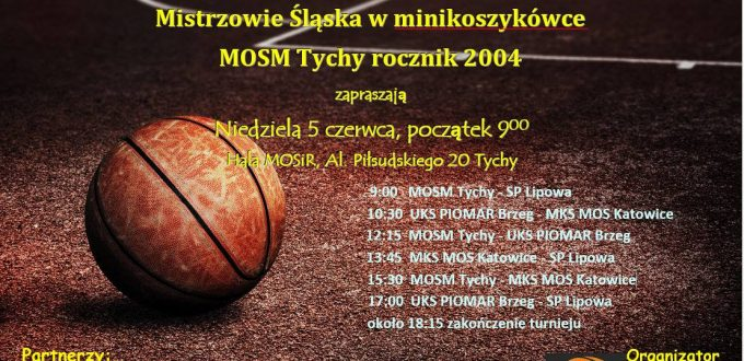 basketcup plakat